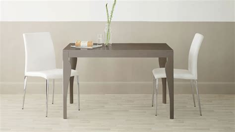 4 seater dining table grey gloss uk delivery