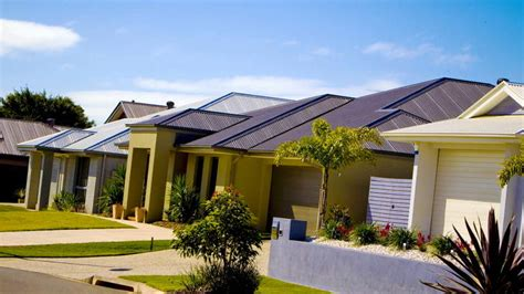 australia house act house prices fall most in australia