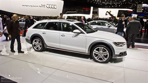 Buy Audi A6 by New 2013 Audi A6 Allroad Unveiled Illinois Liver
