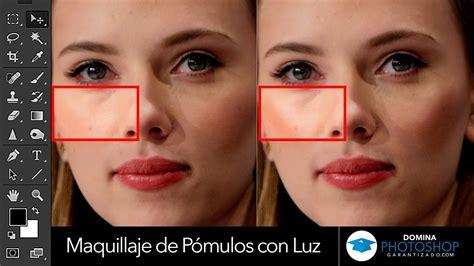 imagenes asombrosas con photoshop maquillaje de p 243 mulos con luz en photoshop youtube