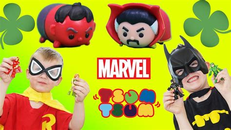 St Tsum Tsum R hunt for st s day marvel tsum tsum