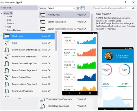 boost your productivity with the ui for xamarin r2 release