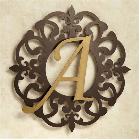 bronze metal wall decor bronze metal wall b wall decal