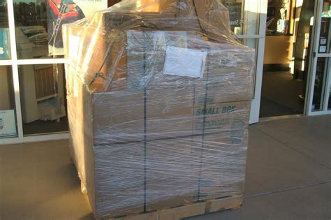 Shipping Pallet by Freight Pallet Shipping From The Ups Store 4910 In