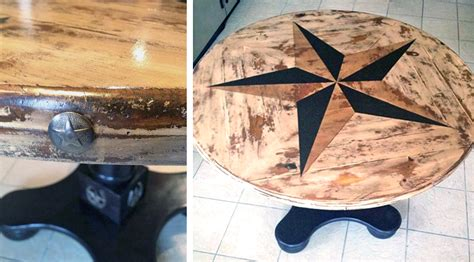 rustic star home decor rustic star studded american oak java restyle general
