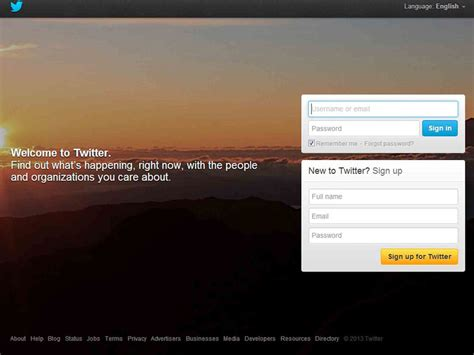 How Many Search Past The Page On New Login Page Simplified Tweetbrander