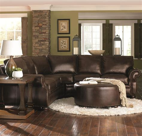 brown sectional living room best 25 chocolate brown couch ideas on pinterest brown