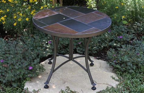 outdoor mosaic accent table elba mosaic accent table tedx decors the beautiful of
