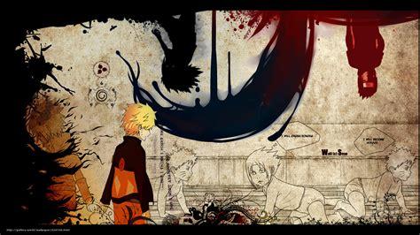 wallpaper keren naruto hd download wallpaper naruto sasuke narusasu sasunaru free