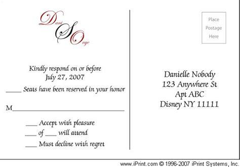 wedding rsvp decline response wording brides helping brides response card wording liweddings
