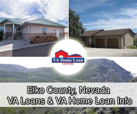 elko county nevada va loans va loan info va hlc