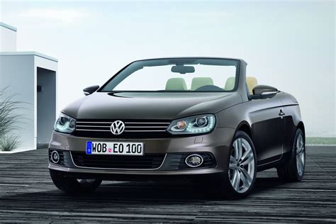 Eos Auto by 2011 Volkswagen Eos Facelift Unveiled Ahead Of La Show