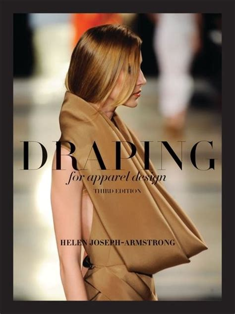 patternmaking for fashion design 3rd edition pdf draping for apparel design helen joseph armstrong