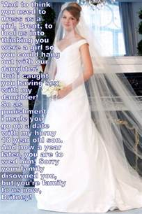 Wedding Captions 122 Best Images About Tg Captions Brides On Pinterest Sissi New Wife And Cap D Agde
