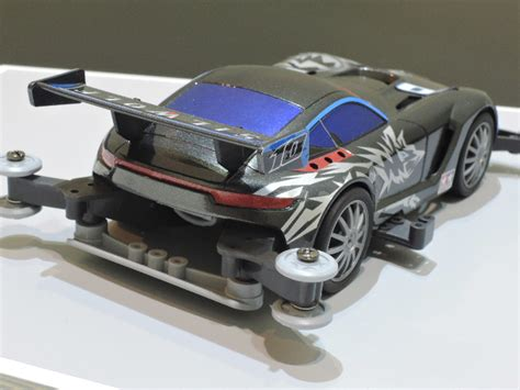 Tamiya Ma Chassis White photo and description list of new tamiya mini 4wd educational releases shown at 55th