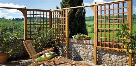 recinzione giardino in legno recinzioni in legno per giardino molto originali