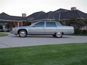 96 Cadillac Brougham 1996 Fleetwood Brougham