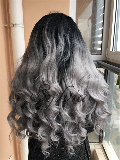 can ypu safely bodywave grey hair fashion ombre silver grey bodywave synthetic lace front
