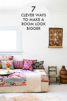 7 Tips To Make An Apartment Look Bigger by 1000 Images About Student Room Ideas On