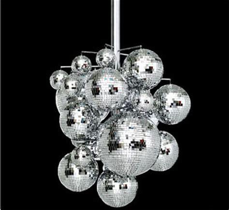 Bsweden Konfetti Disco Ball Chandelier Retro To Go Disco Chandelier