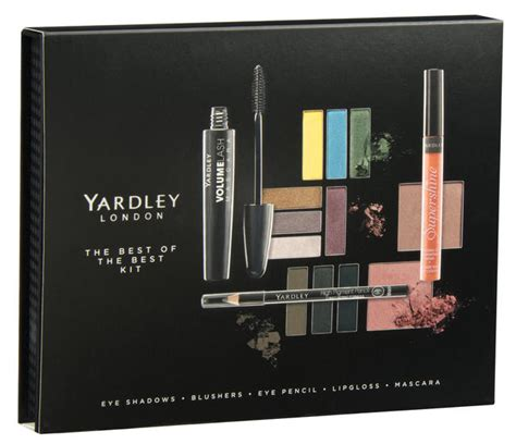 Wardah Makeup Kit Special Edition makeup sets yardley the best of the best kit limited edition was sold for r171 00 on 22