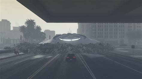 mod gta 5 ufo ufo crash gta5 mods com