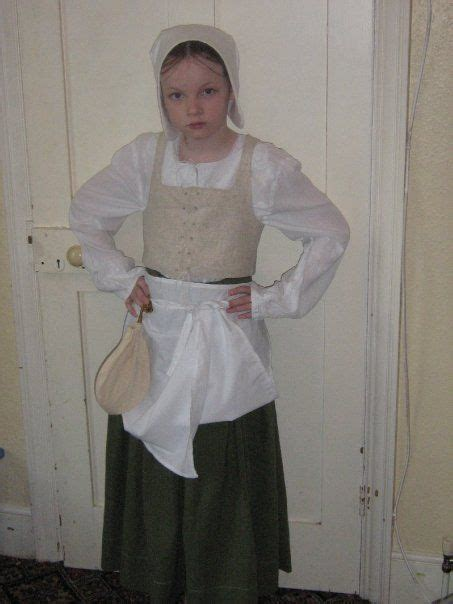 tudor servant costume diy girls costumes elizabethan