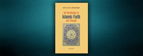 Islamic Thought An Introduction an introduction to islamic faith and thought east
