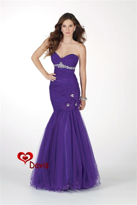 Mermaid Gown china purple mermaid sweet prom dress gown pd 1620