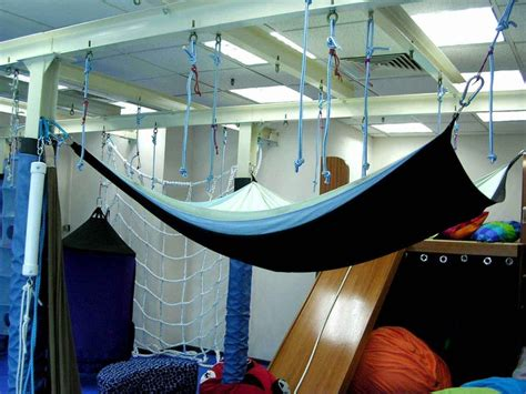 ikea sensory swing lycra swing slide hammock equipment pinterest