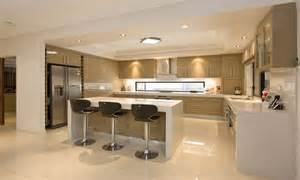 Open Kitchen Design With Island by Open Kitchen Design Ideas Open Plan Kitchen Design Open
