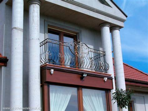 balkongeländer schmiedeeisen balkone und balkongel 228 nder aus schmiedeeisen jg