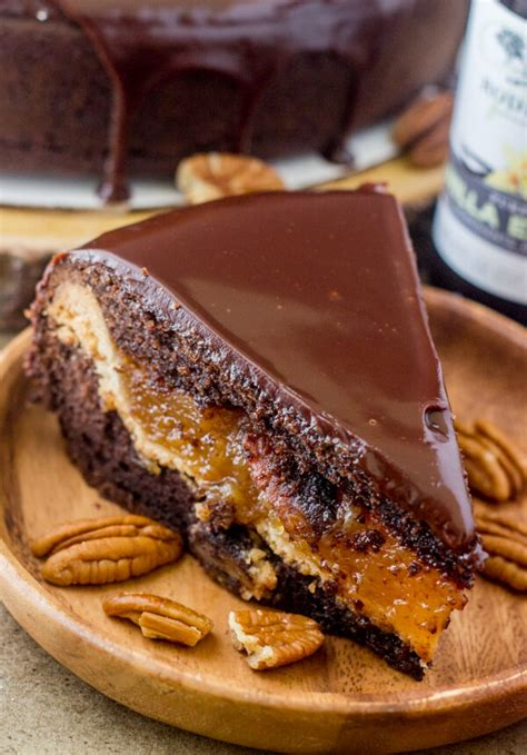 Come With Me New Year Dessert by Chocolate Pecan Piecaken The Ultimate Dessert