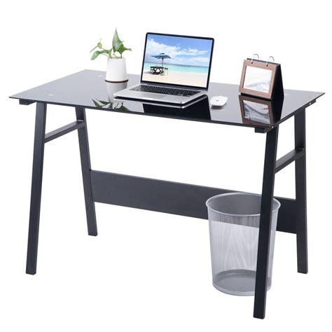 Meja Komputer Kaca koleksi meja kaca komputer atraktif meja kantor rumah