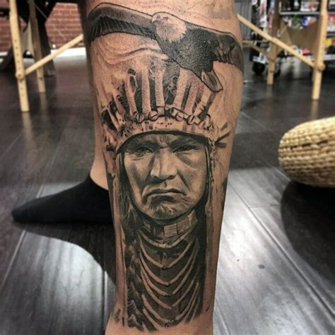 red indian tattoo designs for men 100 american tattoos for indian design ideas