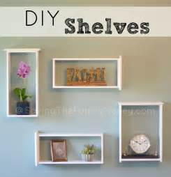 Cardboard Bookshelves by 20 Easy Diy Shelves For The House The Craftiest Couple