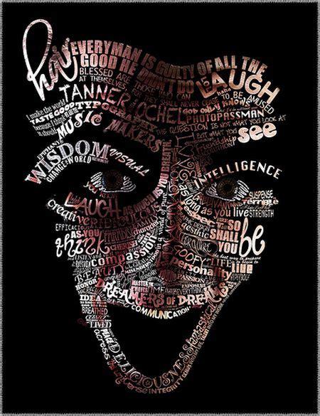 Tipografi Lennon 50 exles of typographic portraits