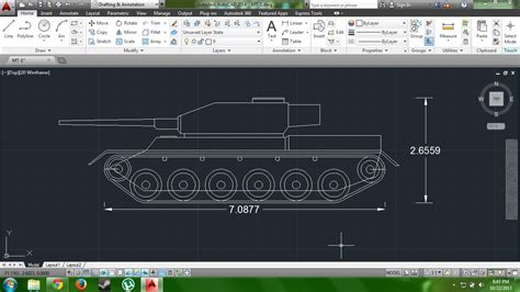 M Drawing In Autocad by Drawing Tanks Using Autocad Topic Archive World Of