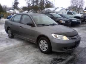 2005 Honda Civic Manual 2005 Honda Civic Se Manual Bay Ontario Used Car