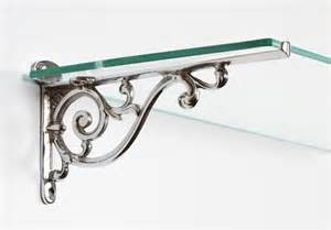Design For Stainless Steel Shelf Brackets Ideas Glass Shelf Brackets Ideas Home Decorations
