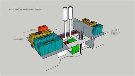 Ship Engine Room Layout Design by Engine Room Layout Yacht Charter Superyacht News