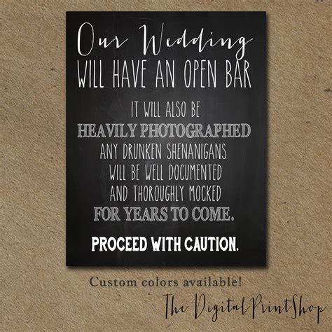 diy chalkboard signs for weddings wedding sign drink open bar sign bar menu chalkboard