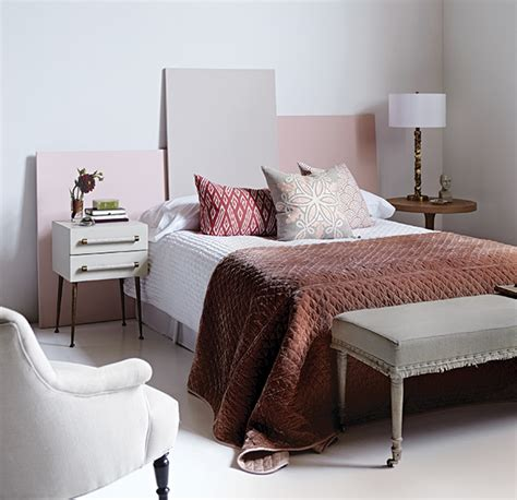 canvas headboard diy painted canvas headboard house home