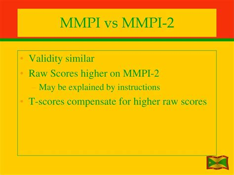 test mmpi ppt psychometric considerations of the mmpi 2 powerpoint