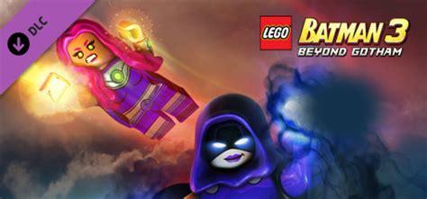 lego batman 3: beyond gotham dlc: heroines and
