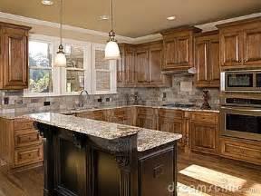 Kitchen designs with 2 level islands photos luxury kitchen two tier