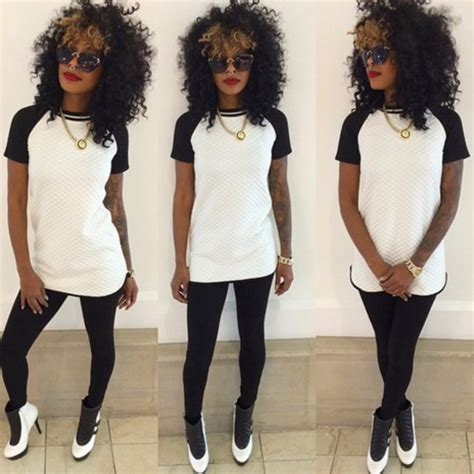 Lipstik Hare Ori Colorfull t shirt curly hair jordans heels hair