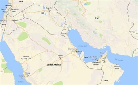 qatar uae map report qatar may paid 1 billion for release of