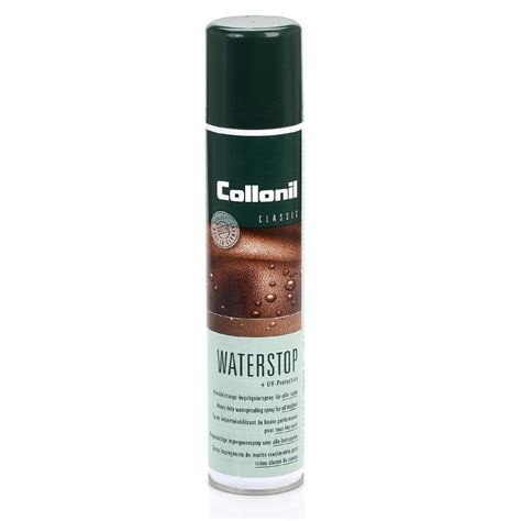 collonil classic ultimate collection shoe care spray