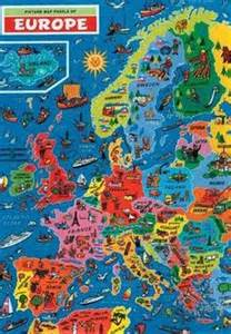 usa map jigsaw puzzle by hamilton grovely 2 1000 images about europe for on europe members of european union and jigsaw
